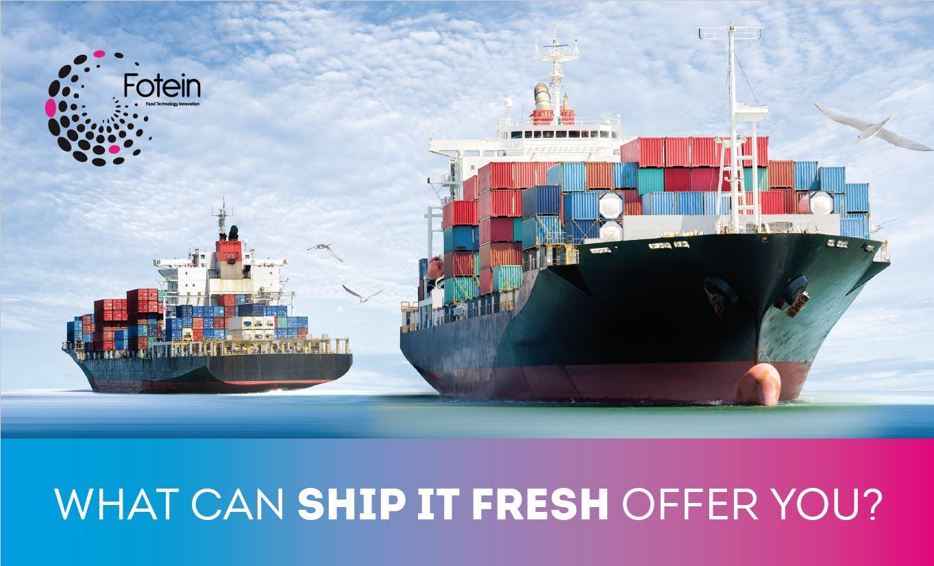 Ship it Fresh!